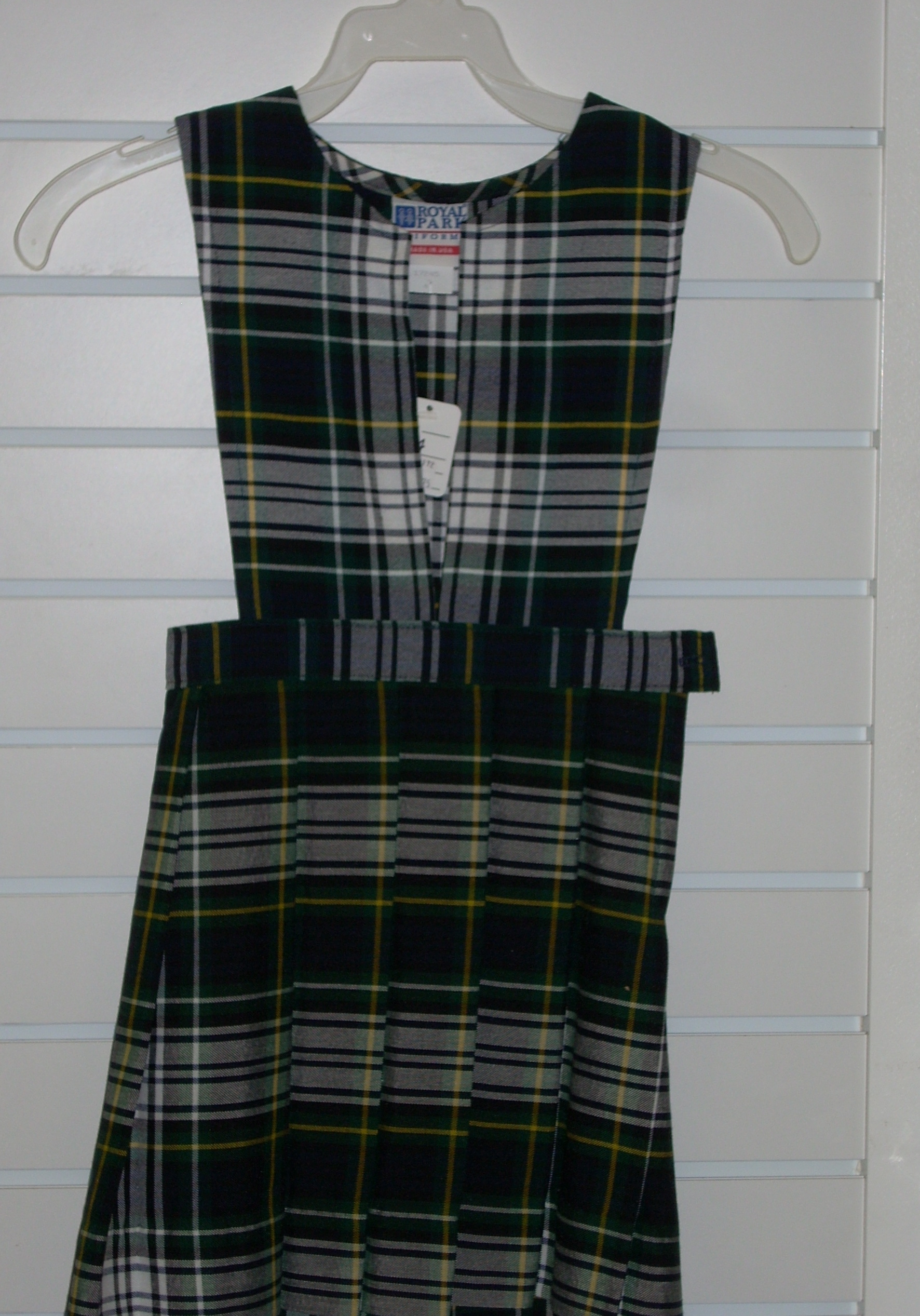 Splitfront Jumper